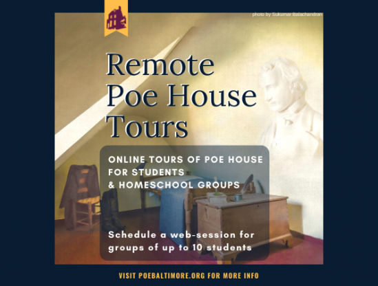 Working Together to Keep Poe House Open (online)